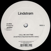 lindstrom-call-me-anytime-ariel-pinks-smalltown-supersound-cover