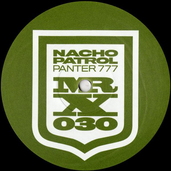 nacho-patrol-legowelt-panter-777-jared-wilson-rem-minimal-rome-cover