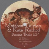 matthew-burton-kate-rat-turning-tricks-ep-connect-four-records-cover