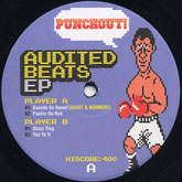 audit-normski-audited-beats-ep-punchout-recordings-cover