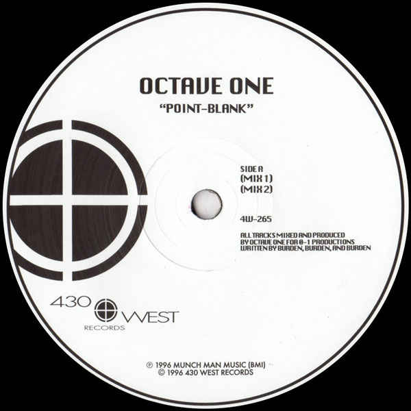 octave-one-point-blank-ep-430-west-cover