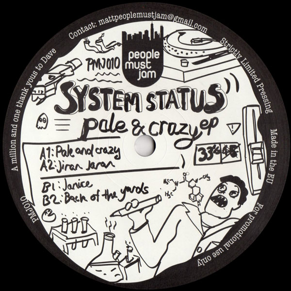 system-status-pale-crazy-ep-people-must-jam-cover
