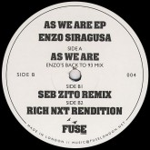 enzo-siragusa-as-we-are-ep-fuse-london-cover