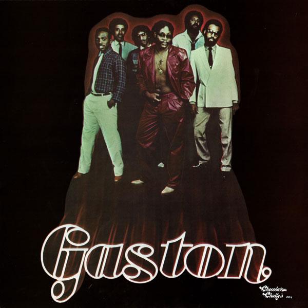 gaston-gaston-lp-chocolate-chollys-cover