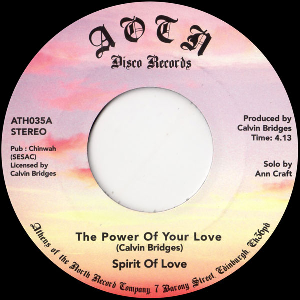 spirit-of-love-the-power-of-your-love-athens-of-the-north-cover