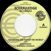 soulful-edge-romina-john-standing-on-top-of-the-world-soulfuledge-recordings-cover