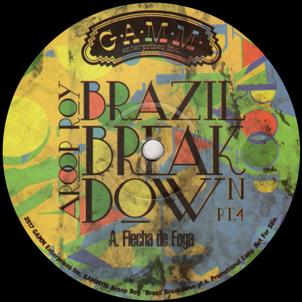 aroop-roy-brazilian-breakdown-pt-4-flech-gamm-records-cover