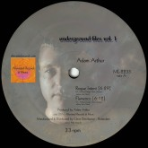 adam-arthur-michael-kuntz-underground-files-vol-1-alleviated-records-cover
