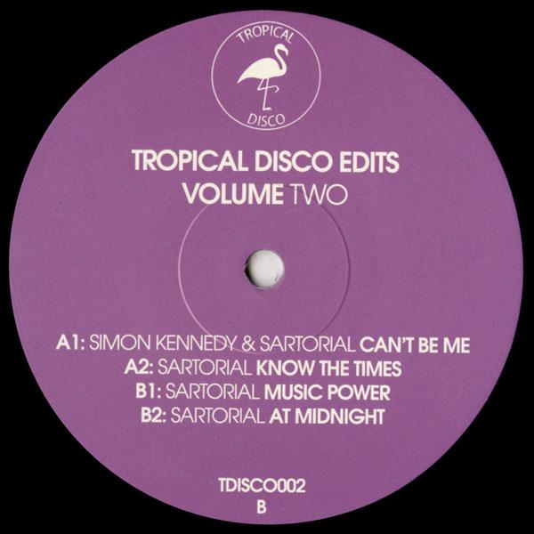 sartorial-simon-kennedy-tropical-disco-edits-vol-2-tropical-disco-records-cover