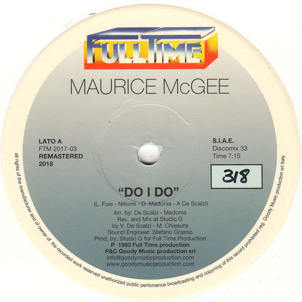 maurice-mcgee-do-i-do-fulltime-production-cover