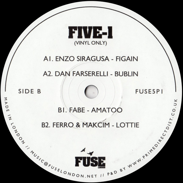 various-artists-five-1-fuse-london-cover