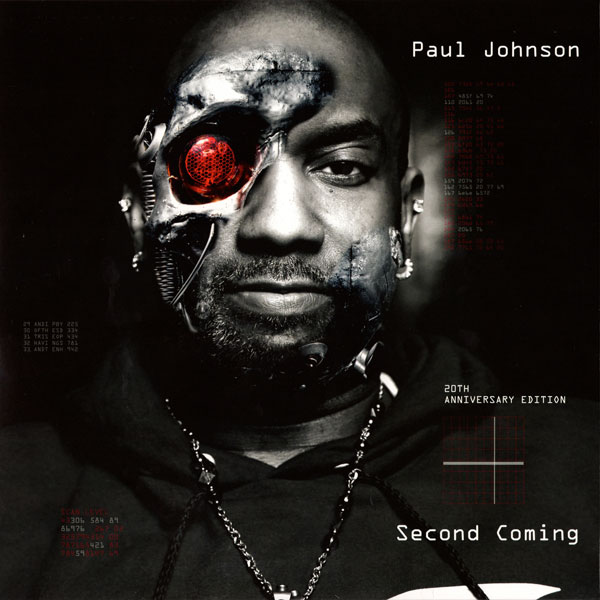 paul-johnson-second-coming-lp-20th-years-chiwax-classic-edition-cover