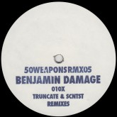 benjamin-damage-010x-truncate-scntst-remix-50-weapons-cover