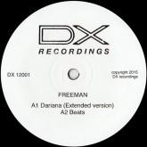 freeman-dariana-dx-recordings-cover