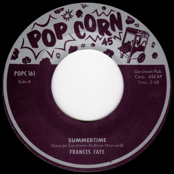 francis-faye-summertime-night-and-day-popcorn-cover