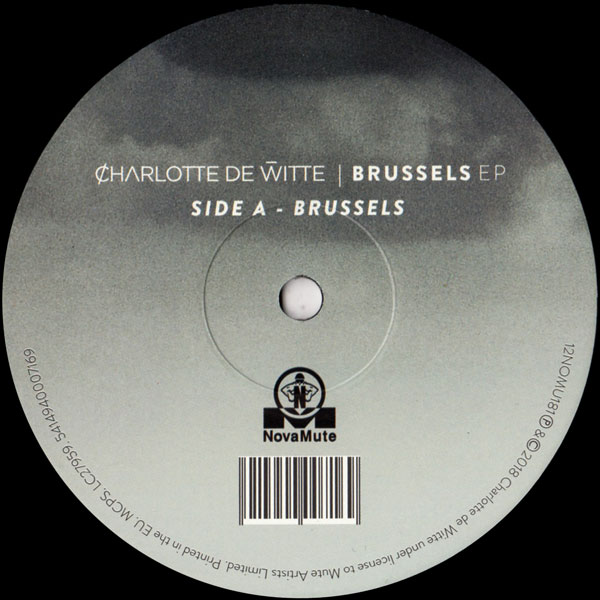 charlotte-de-witte-brussels-ep-novamute-cover