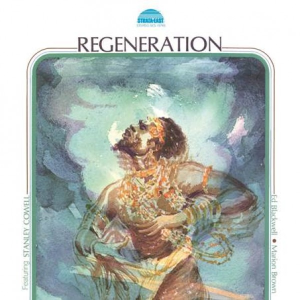 stanley-cowell-regeneration-lp-pure-pleasure-cover