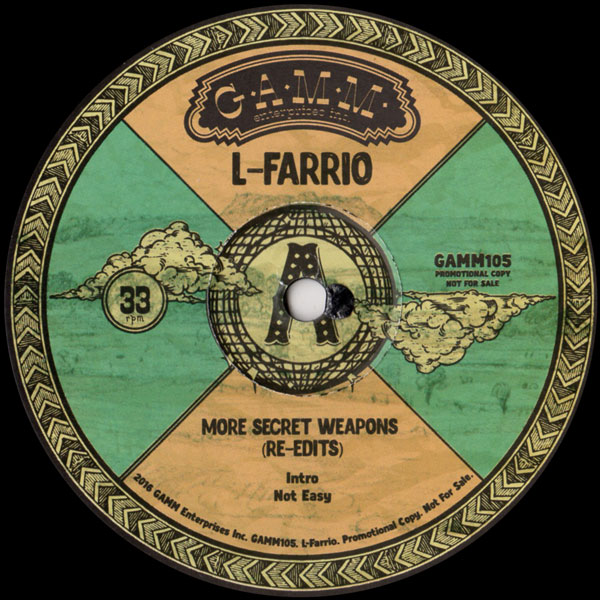 l-farrio-more-secret-weapons-re-edi-gamm-records-cover