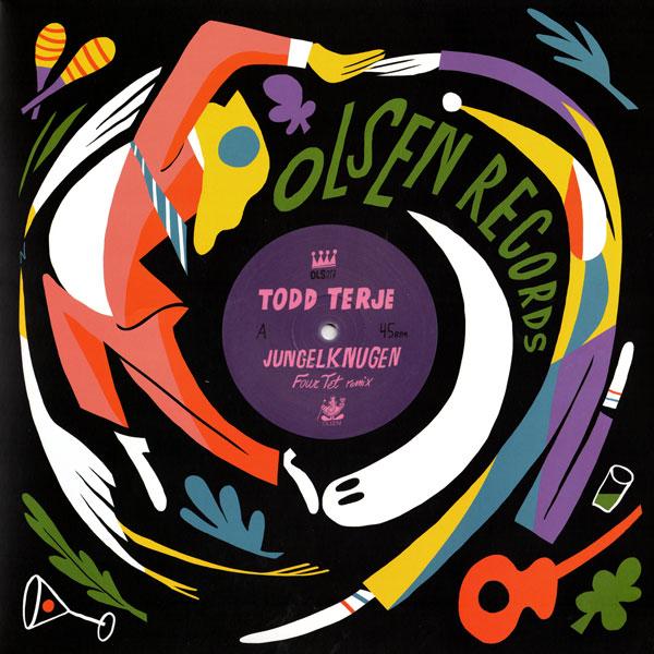 todd-terje-jungelknugen-four-tet-prins-olsen-records-cover