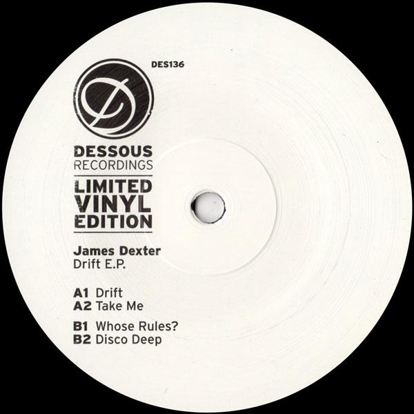 james-dexter-drift-ep-dessous-recordings-cover
