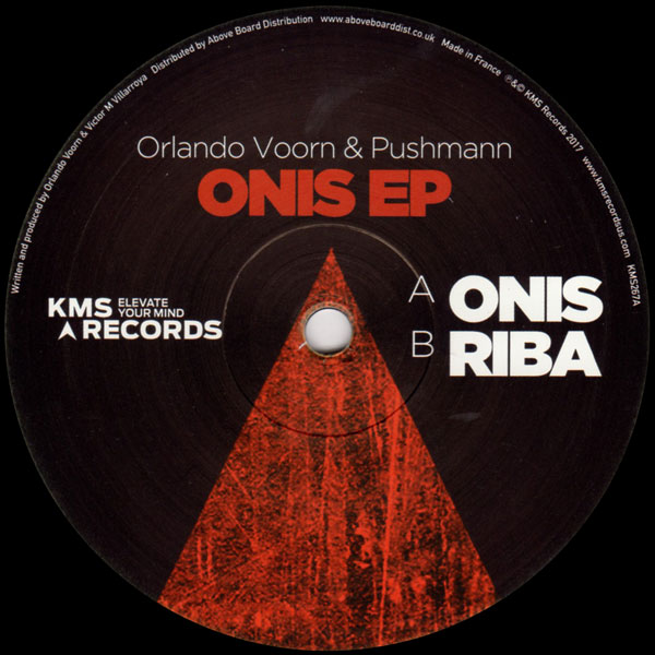 orlando-voorn-pushmann-onis-ep-kms-records-cover