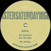 boya-boya-ep-mister-saturday-night-cover