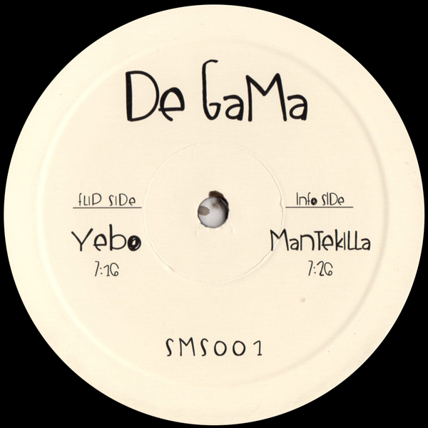 de-gama-yebo-mantekilla-samosa-records-cover