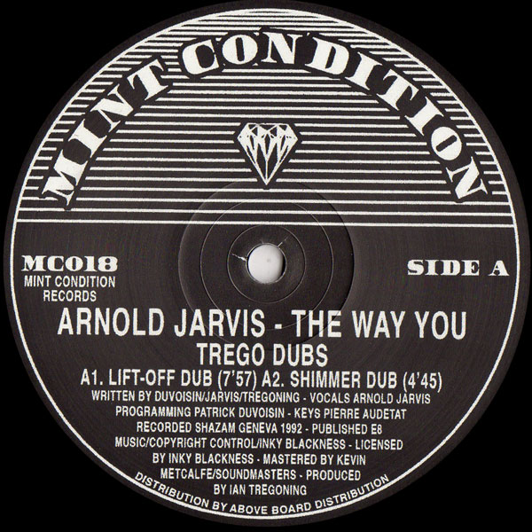 arnold-jarvis-the-way-you-trego-dubs-mint-condition-cover