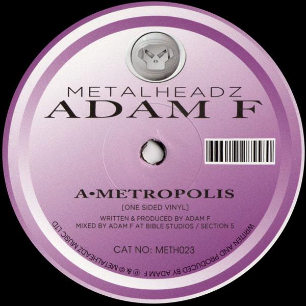adam-f-metropolis-metalheadz-cover