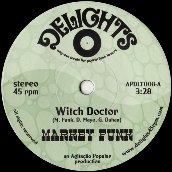 markey-funk-witch-doctor-delights-45-cover