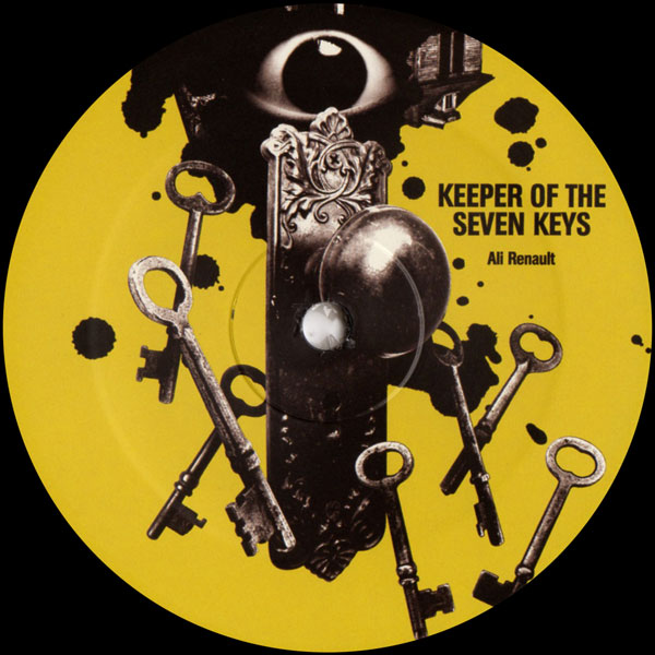 ali-renault-keeper-of-the-seven-keys-ep-giallo-disco-cover