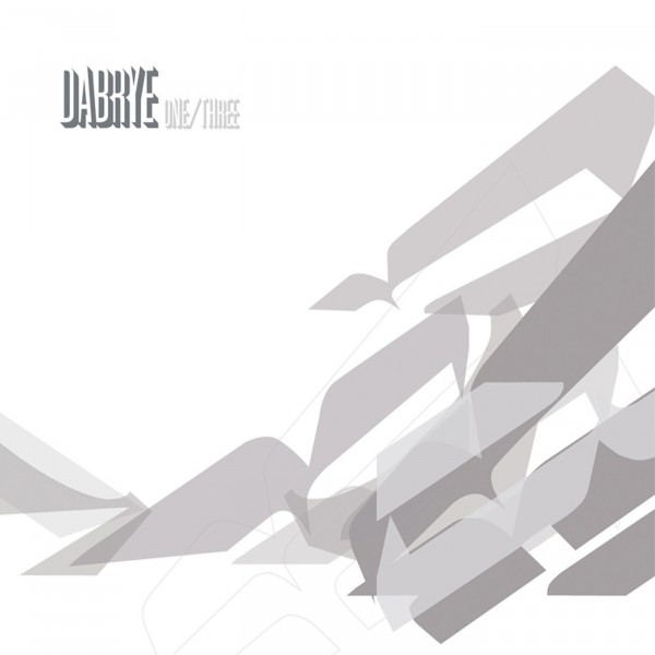 dabrye-one-three-lp-ghostly-international-cover