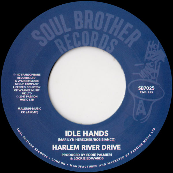 harlem-river-drive-idle-hands-seeds-of-life-soul-brother-records-cover