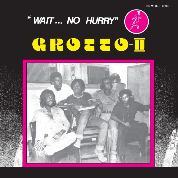 grotto-wait-no-hurry-lp-livingstone-studio-cover