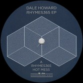 dale-howard-rhymes365-ep-underground-audio-cover