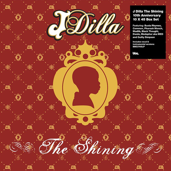 j-dilla-the-shining-10th-anniversary-45-bbe-records-cover