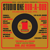 various-artists-studio-one-rub-a-dub-lp-soul-jazz-cover
