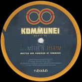 kommunei-motus-shadowkick-magic-wire-recordings-cover