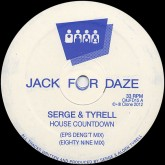 serge-tyrell-house-countdown-clone-jack-for-daze-cover