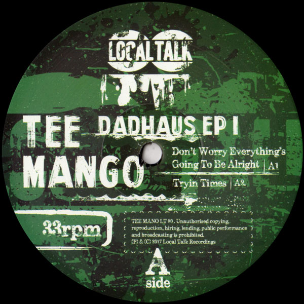 tee-mango-dadhaus-ep-1-local-talk-cover