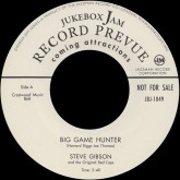 steve-gibson-big-game-hunter-why-dont-you-juke-box-jam-cover