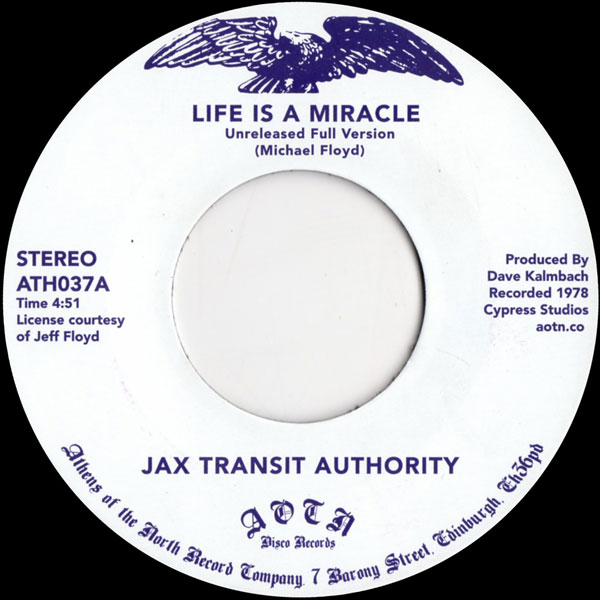 jax-transit-authority-life-is-a-miracle-athens-of-the-north-cover