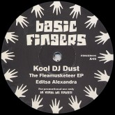 kool-dj-dust-the-fleamusketeer-ep-basic-fingers-cover