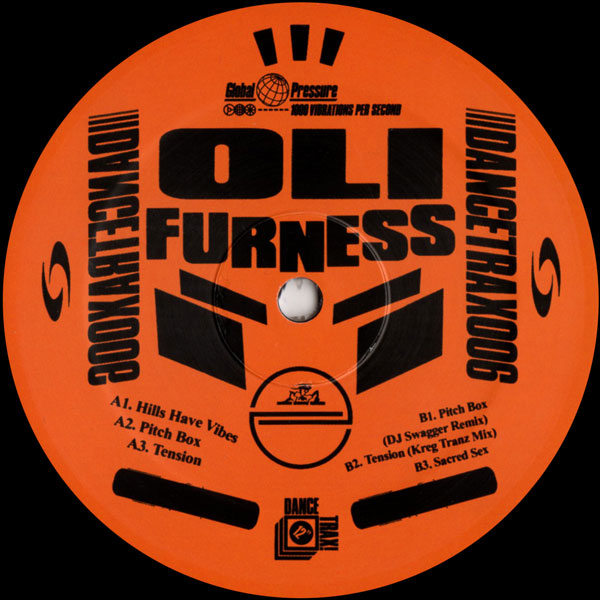 oli-furness-dance-trax-vol-6-dj-swagger-dance-trax-cover