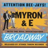 myron-e-with-the-soul-investig-broadway-cd-stones-throw-cover