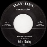 billy-bailey-you-better-stop-exchange-our-tramp-records-cover