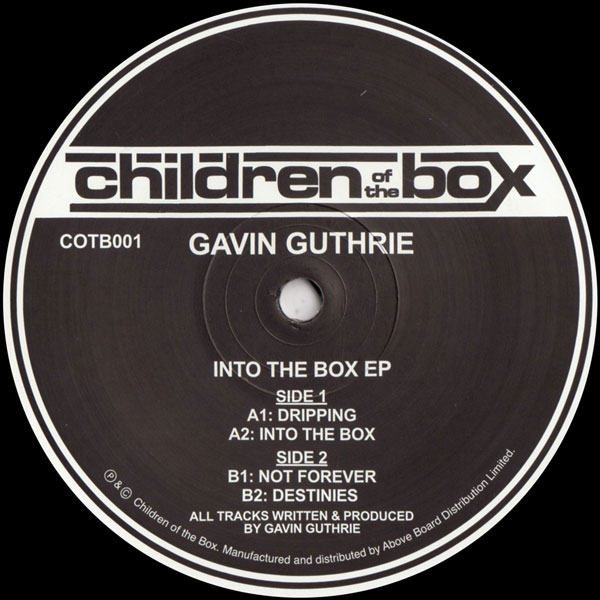 gavin-guthrie-into-the-box-ep-children-of-the-box-cover