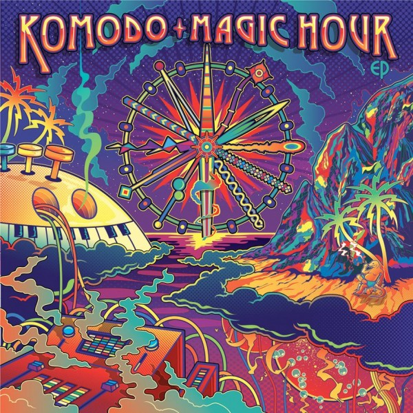 komodo-magic-hour-ep-cocktail-damore-cover