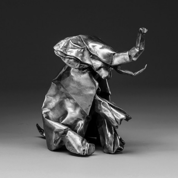 jlin-black-origami-lp-planet-mu-cover