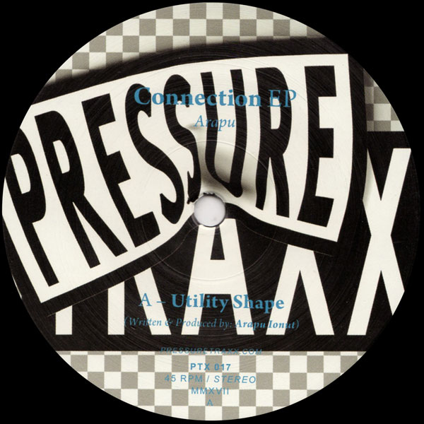 arapu-connection-ep-pressure-traxx-cover